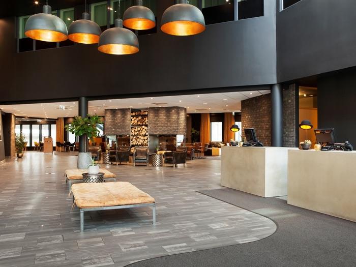 Radisson Blu Hotel Nydalen lobby